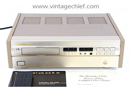 Marantz CD-11LE Limited Edition CD Player
