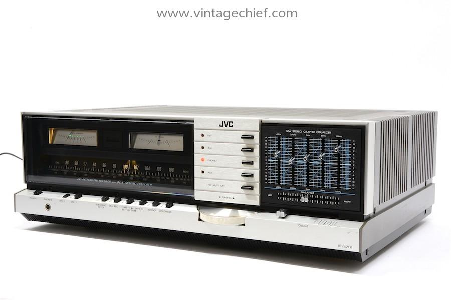 JVC JR-S201 Receiver