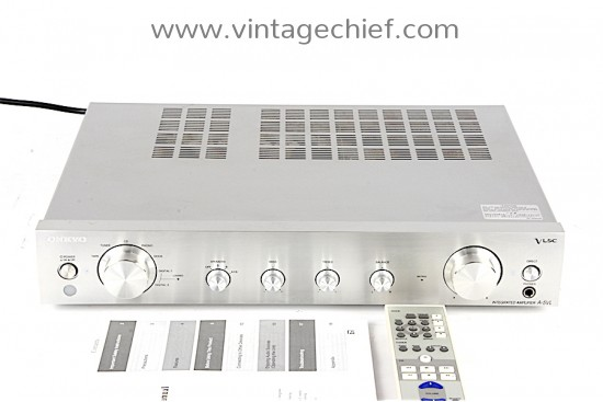 Onkyo A-5VL Amplifier (with built-in DAC)