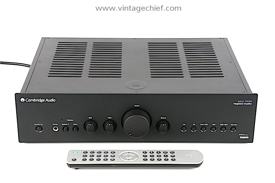 Cambridge Audio Azur 540A V2 Amplifier