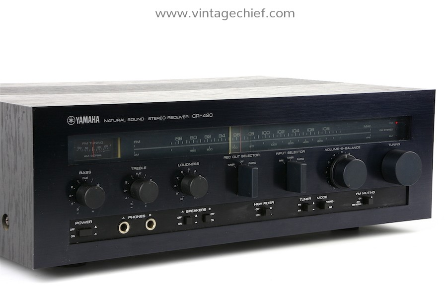 Yamaha CR-420 Receiver