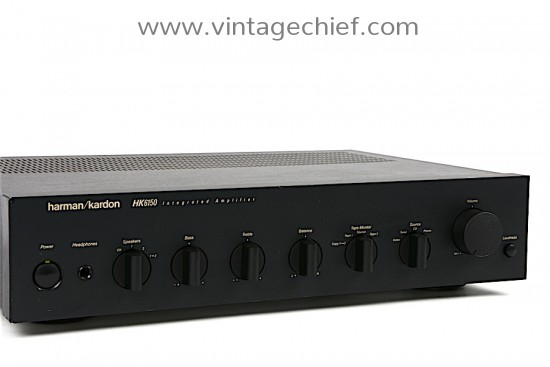 Harman Kardon HK6150 Amplifier
