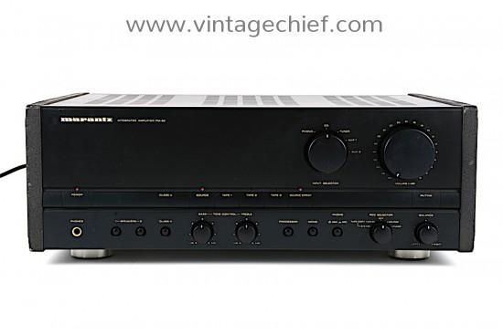 Marantz PM-80 Amplifier