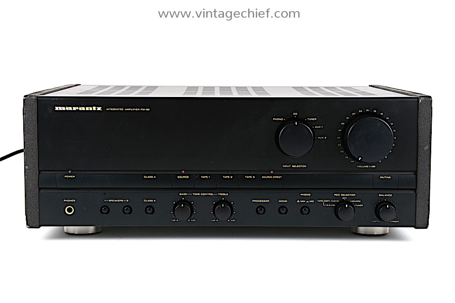 Marantz PM-80 Amplifier