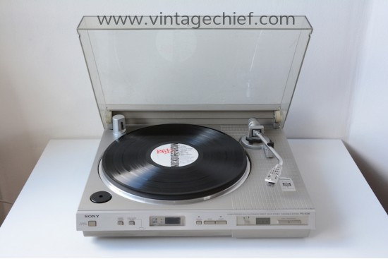 Sony PS-636 Turntable