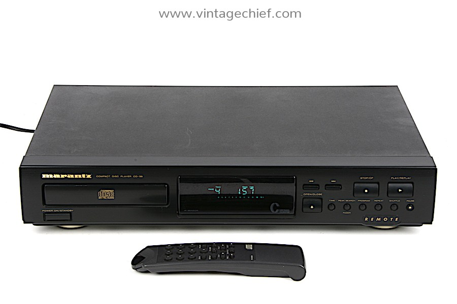 Marantz CD-38 CD Player