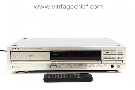 Denon DCD-910 CD player