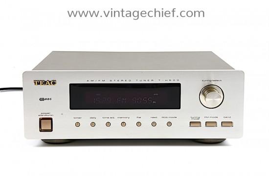TEAC T-H500 FM / AM Tuner