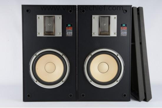 Sansui S-410 Speakers