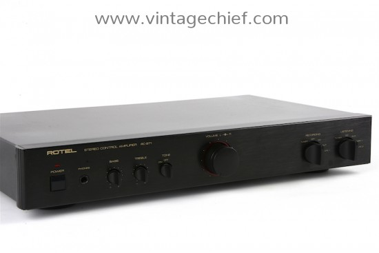 Rotel RC-971 Preamplifier