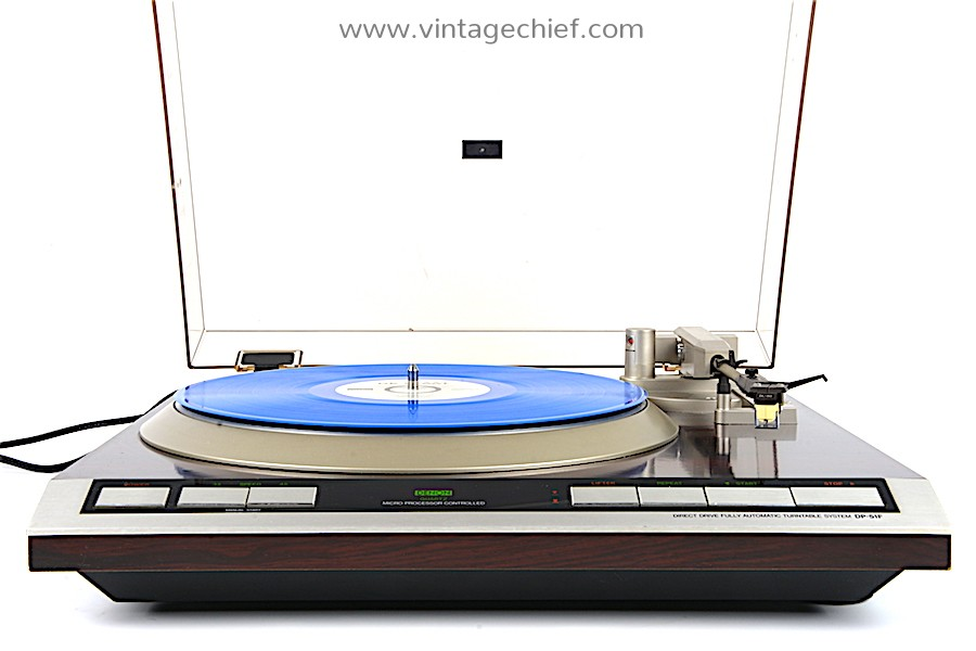 Denon DP-51F Turntable