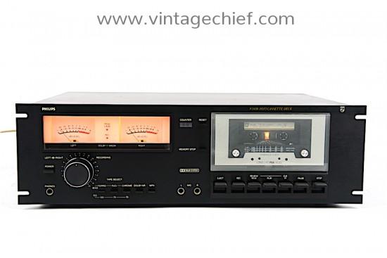 Philips N5438 Cassette Deck