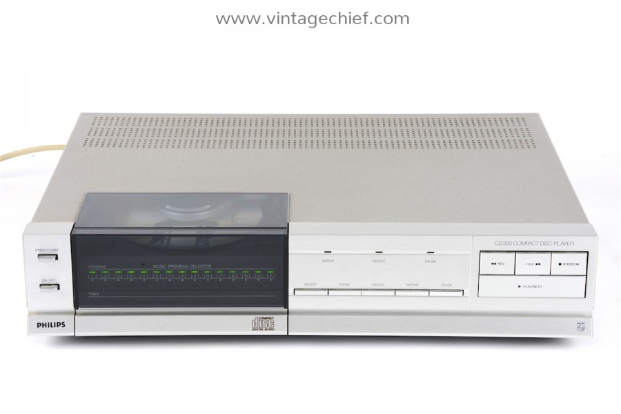 Philips CD300 CD Player