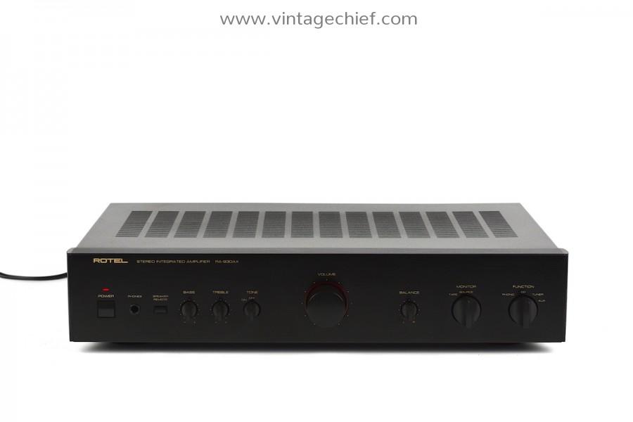 Rotel RA-930AX Amplifier