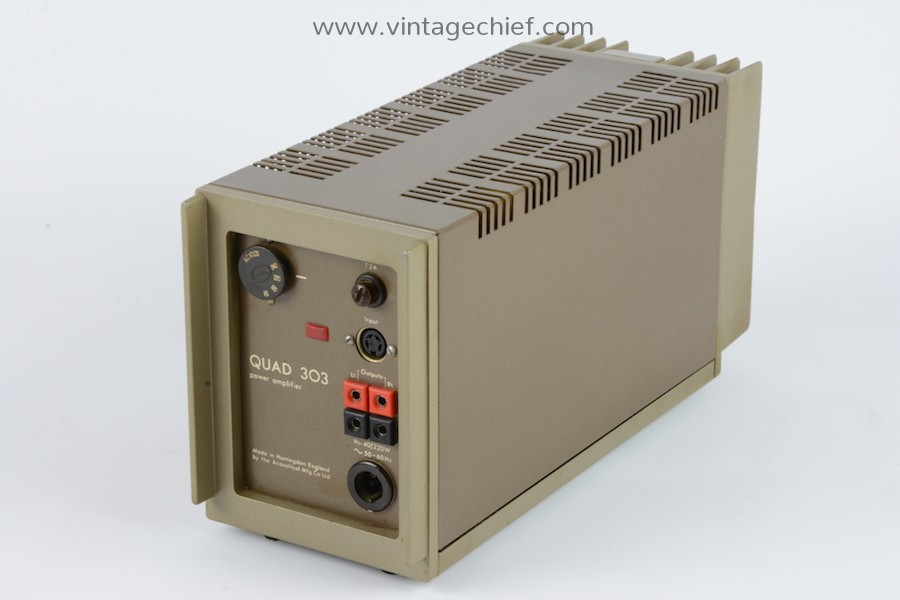 Quad 303 Power Amplifier