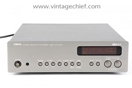 Yamaha TX-10 MKII FM / AM Tuner