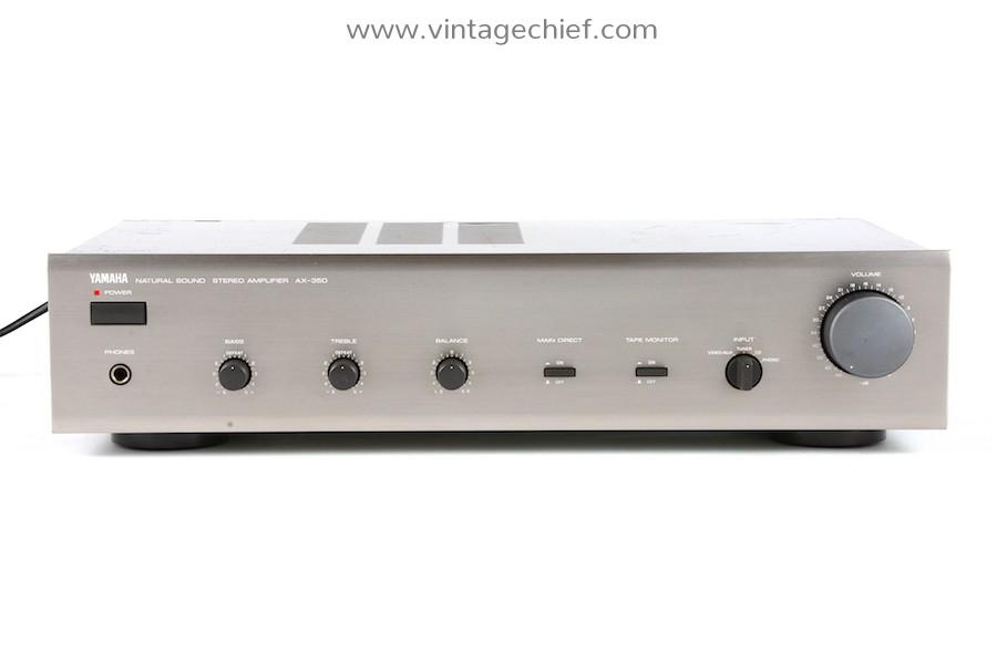 Yamaha AX-350 Amplifier