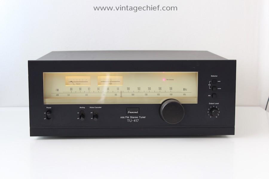Sansui TU-417 FM / AM Tuner