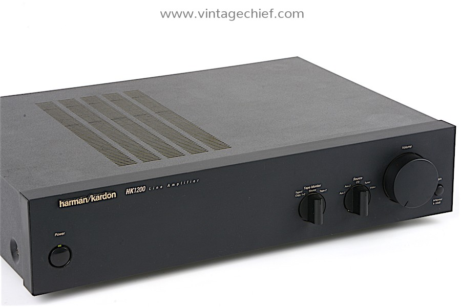Harman Kardon HK1200 Amplifier