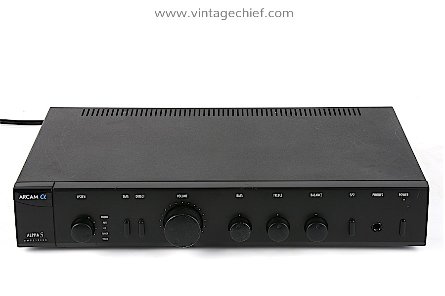 Arcam Alpha 5 Amplifier