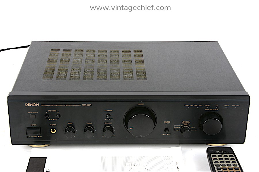 Denon PMA-655R Amplifier