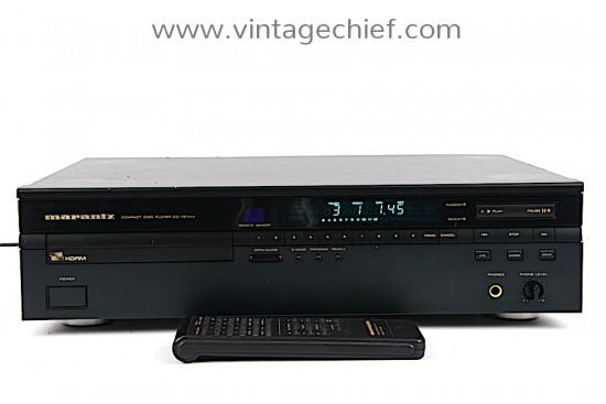 Marantz CD-72 MKII CD Player
