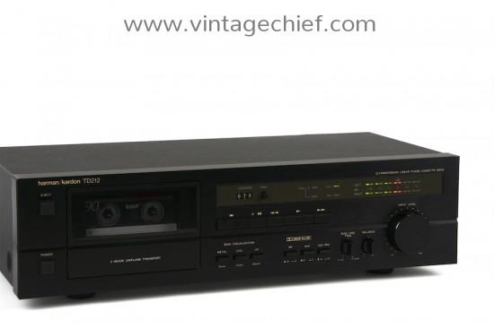 Harman Kardon TD212 Cassette Deck