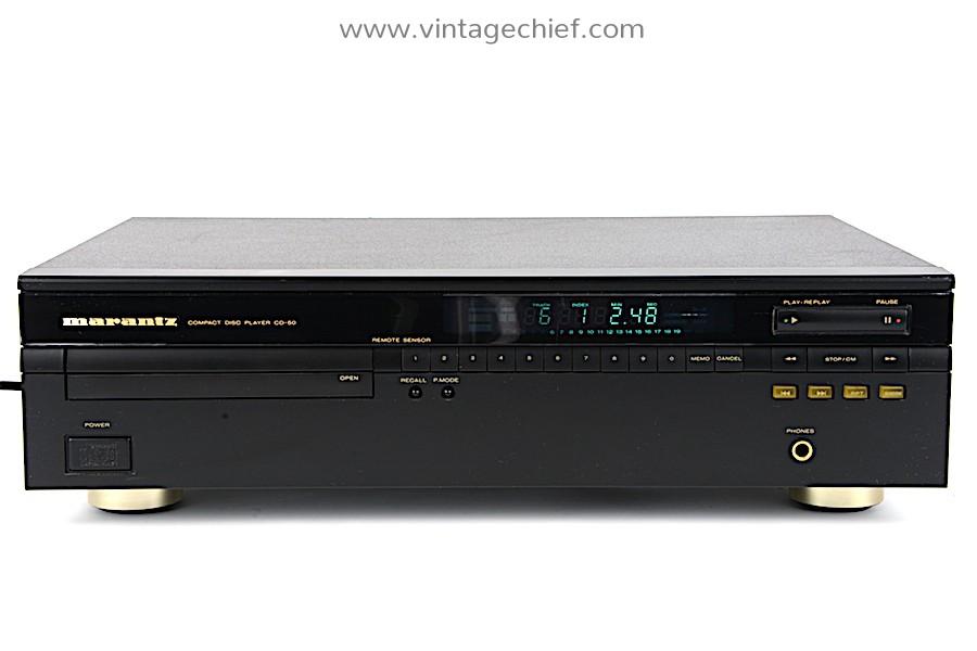 Marantz CD-50 CD Player
