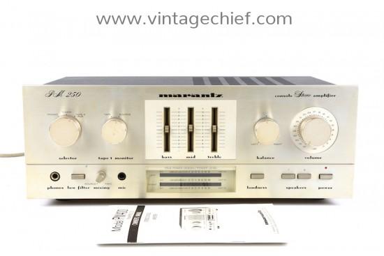 Marantz PM250 Amplifier