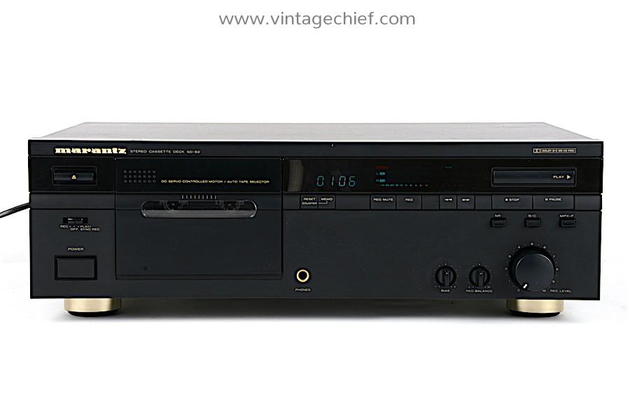 Marantz SD-52 Cassette Deck