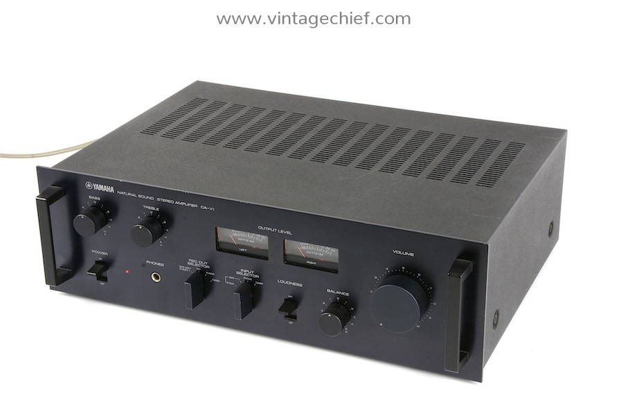 Yamaha CA-V1 Amplifier