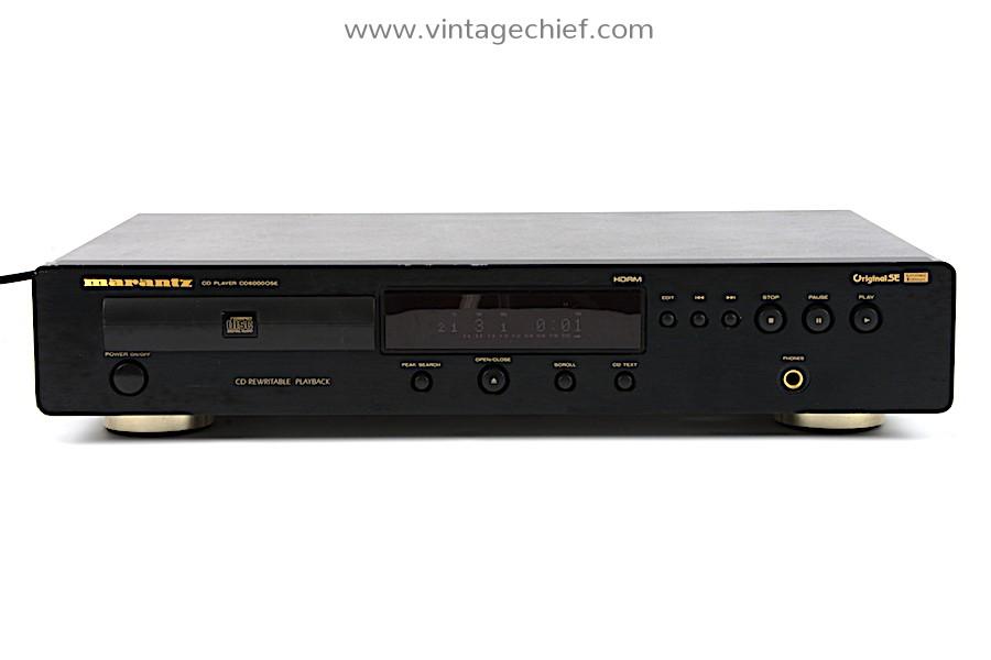 Marantz CD6000 OSE Limited Edition CD Player