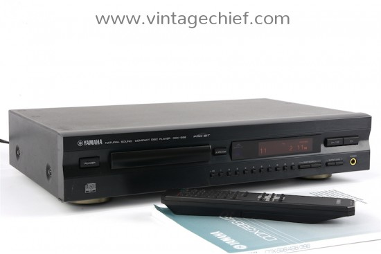 Yamaha CDX-596 CD Player