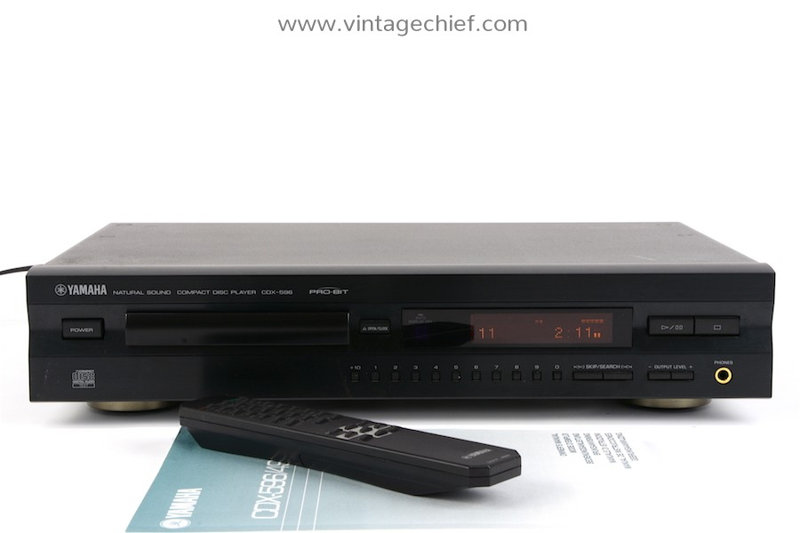 Yamaha CDX-596 CD Player
