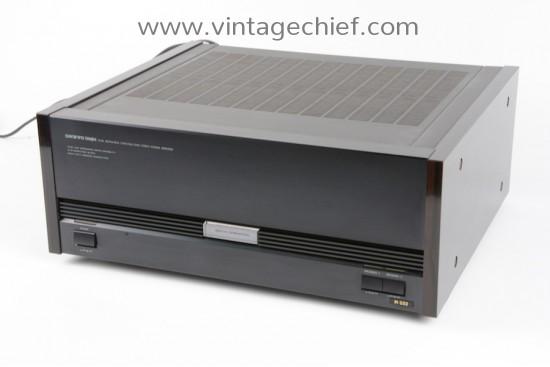 Onkyo Integra M-502 Power Amplifier
