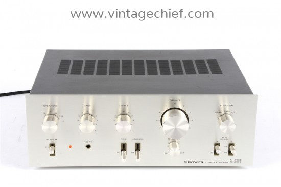 Pioneer SA-6500 II Amplifier