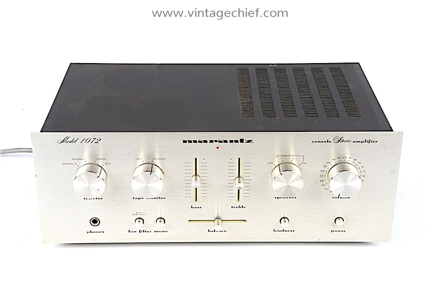 Marantz Model 1072 Amplifier