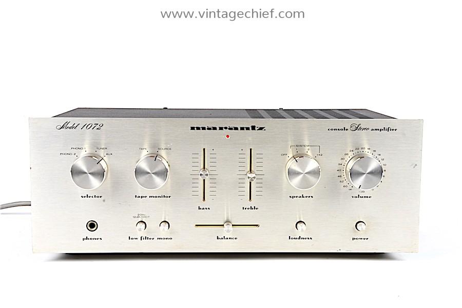 Marantz Model 1072 Amplifier