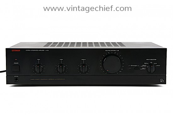 Luxman LV-92 Amplifier