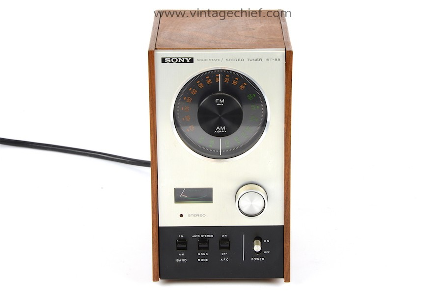 Sony ST-88 FM / AM Tuner