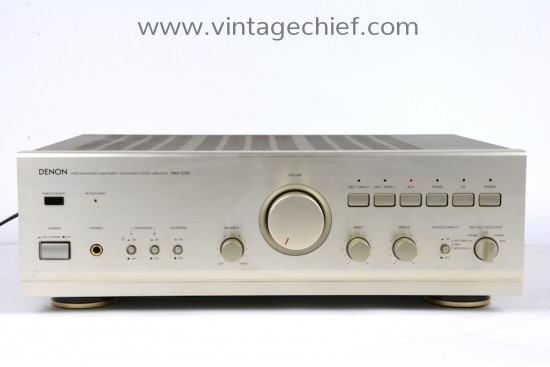 Denon PMA-725R Amplifier