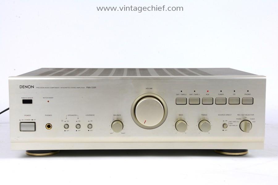 Denon PMA-725R Amplifier