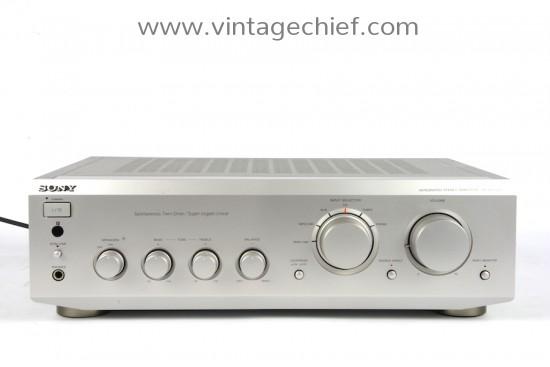 Sony TA-FE530R Amplifier