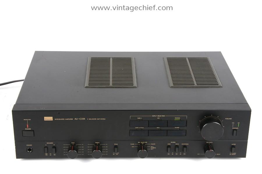 Sansui AU-G33X Amplifier