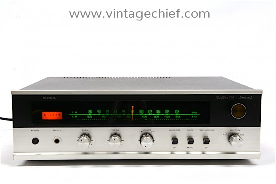 Sansui Solid State 200 Receiver