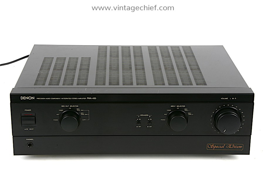 Denon PMA-450 Special Edition Amplifier
