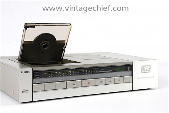Philips CD202 CD Player