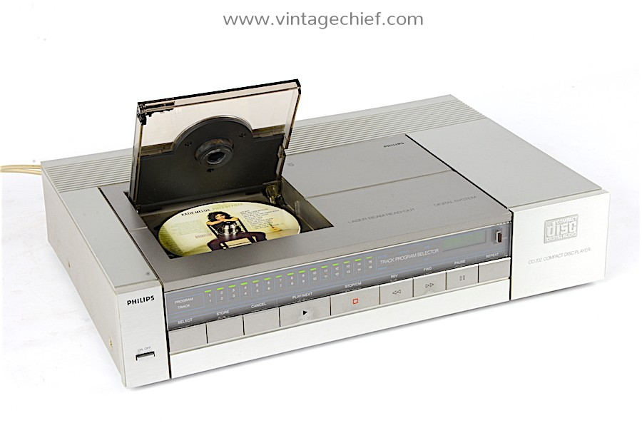 Philips CD202 CD Player