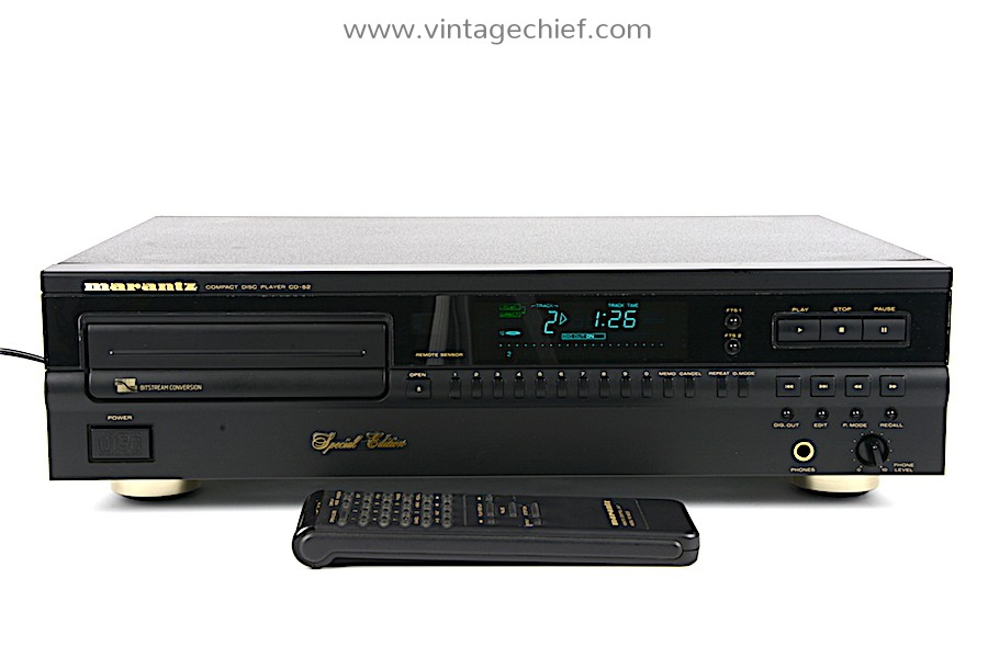 Marantz CD-52 Special Edition CD Player