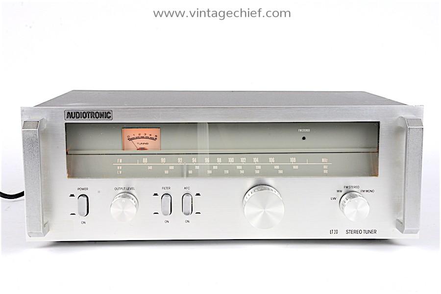 Audiotronic LT20 FM / MW / LW Tuner